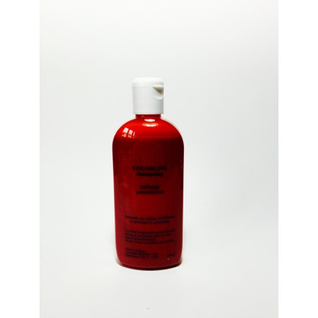 Shampoing Crimson coquelicot