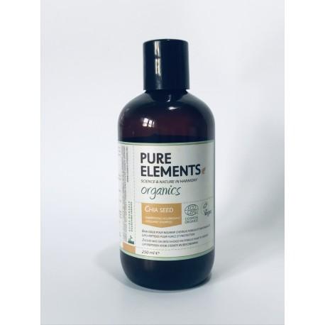 Chia shampoing ecocert vegan bio