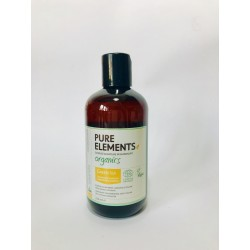 Green tea shampoing purifiant écocert vegan bio